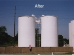 Exterior Tank Restoration by Callaway Industrial
