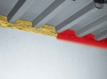Firestopping fire protection applications.