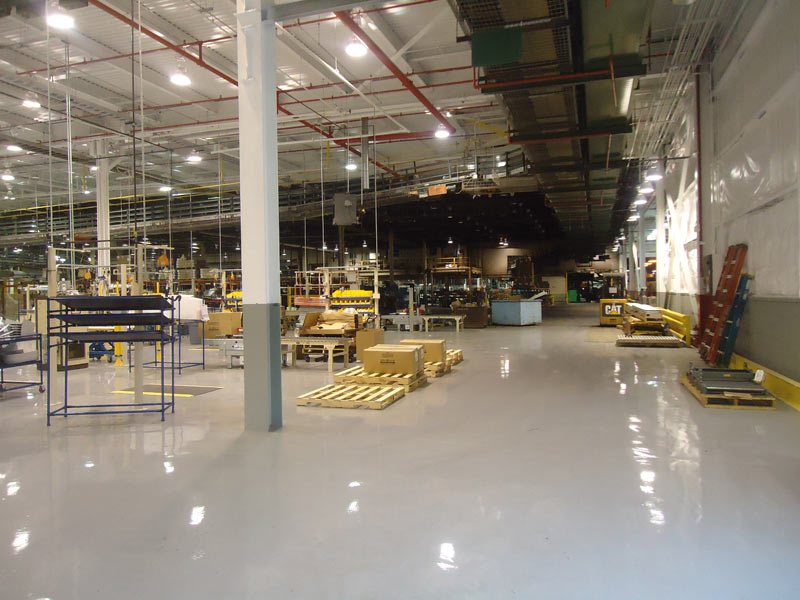 Plant Refurbishing Callaway Industrial Services