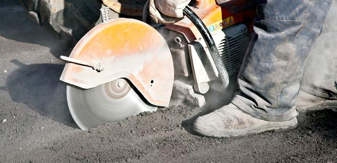 Commercial and Industrial Asphalt Installation, Removal and Repair Services