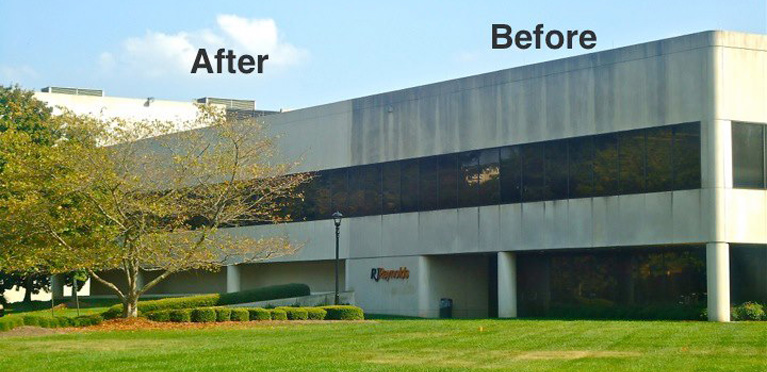 Commercial and Industrial Pressure Washing Services by Callaway Industrial