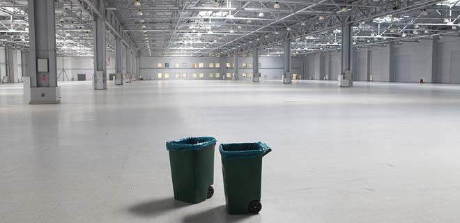 Industrial Facility Cleaning Services for Tour Prep and Shutdown Projects