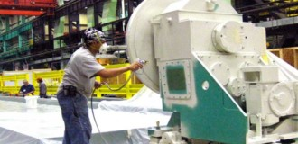 Callaway Industrial Machine Cleaning and Painting Services