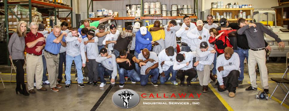 Callaway Team Doin The Dab