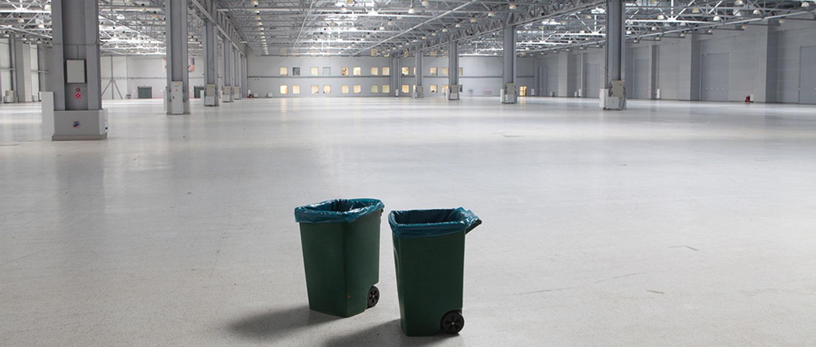 Callaway industrial services industrial cleaning for Industrial concrete floor cleaning services