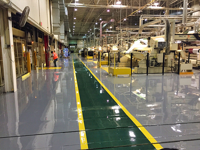 Current Projects | Callaway Industrial Services - Industrial