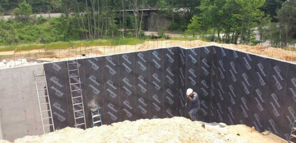 Commercial and Industrial Waterproofing Services by Callaway Industrial